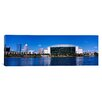 iCanvas Panoramic Buildings at the Waterfront, St. Pete Times Forum, Tampa, Florida Photographic Print on Canvas
