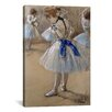 "iCanvas ""A Study of a Dancer (Danseuse)"" by Edgar Degas Painting Print on Canvas"
