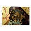iCanvas Photography Christian Icon Virgin Mary Painting Print on Canvas