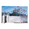 iCanvas 'A Wall, Nassau 1898' by Winslow Homer Painting Print on Canvas