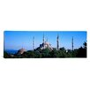 iCanvas Panoramic Blue Mosque Istanbul, Turkey Photographic Print on Canvas