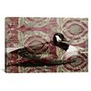iCanvas Canadian Geese Graphic Art on Canvas