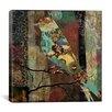 "iCanvas ""Aviary (Bird)"" Canvas Wall Art by Color Bakery"