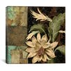 """iCanvas """"Baroque I"""" Canvas Wall Art from Color Bakery"""