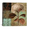 """iCanvas """"Baroque II"""" Canvas Wall Art from Color Bakery"""