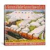 iCanvas Barnum & Bailey Circus Vintage Poster