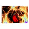 iCanvas Digital Beating Heart Graphic Art on Canvas