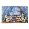 iCanvas 'Bathers 2' by Paul Cezanne Painting Print on Canvas