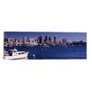 iCanvas Panoramic Buildings at the Waterfront, San Diego, California 2010 Photographic Print on Canvas