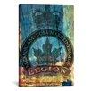 iCanvas Canadian Legion Crest Graphic Art on Canvas