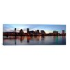 iCanvas Panoramic Buildings at the Waterfront, Portland, Multnomah County, Oregon Photographic Print on Canvas