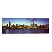 iCanvas Panoramic Buildings at the Waterfront, Lake Michigan, Chicago, Cook County, Illinois Photographic Print on Canvas