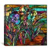 """iCanvas """"Candy Coated Irises"""" Canvas Wall Art by Mindy Sommers"""