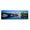 iCanvas Panoramic Arch Bridge Across, Minneapolis Photographic Print on Canvas
