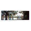 iCanvas Panoramic Buildings at the Waterfront, Lake Eola, Orlando, Orange County, Florida Photographic Print on Canvas