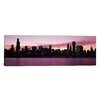 iCanvas Panoramic Buildings at the Waterfront, Lake Michigan, Chicago, Illinois, 2011 Photographic Print on Canvas