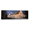 iCanvas Panoramic Church in a City, Black Church, Brasov, Transylvania, Romania Photographic Print on Canvas