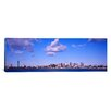 iCanvas Panoramic City at the Waterfront, Boston, Massachusetts Photographic Print on Canvas