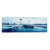 iCanvas Panoramic City in Winter, Coney Island, Brooklyn, New York City, New York State Photographic Print on Canvas