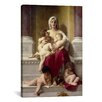 iCanvas 'Charity' by William-Adolphe Bouguereau Painting Print on Canvas