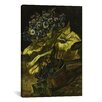 iCanvas 'Cineraria in a Flowerpot' by Vincent van Gogh Painting Print on Canvas