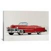 iCanvas Cars and Motorcycles Cadillac Eldorado Convertible 1953 Photographic Print on Canvas