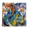 "iCanvas ""All Saints Day II"" Canvas Wall Art by Wassily Kandinsky Prints"