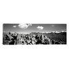 iCanvas Panoramic Boulders on a Landscape, Saguaro National Park, Tucson, Arizona Photographic Print on Canvas