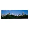 iCanvas Panoramic Buildings in a City, Manhattan, New York City, New York State Photographic Print on Canvas