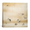"""iCanvas """"A Fine Day During the Rainy Season Canas Print"""" Canvas Wall Art by Takeuchi Seiho"""