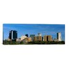 iCanvas Panoramic Buildings in a city, Fort Worth, Texas Photographic Print on Canvas