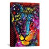 iCanvas 'Young Lion' by Dean Russo Graphic Art on Canvas