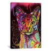 iCanvas A'byssinian' by Dean Russo Graphic Art on Canvas