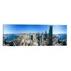 iCanvas Panoramic 360 Degree View of a City, San Diego, California Photographic Print on Canvas
