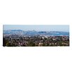 iCanvas Panoramic Buildings in a City, Oakland, San Francisco Bay, California Photographic Print on Canvas