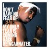 iCanvas 2Pac Tupac Shakur Quote Canvas Wall Art