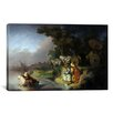 iCanvas 'Abduction of Europa' by Rembrandt Van Rijn Painting Print on Canvas