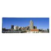 iCanvas Panoramic Buildings in a City, Raleigh, Wake County, North Carolina Photographic Print on Canvas