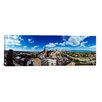 iCanvas Panoramic 360 Degree View of a City, Chicago, Cook County, Illinois Photographic Print on Canvas