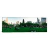 iCanvas Panoramic Public Park, Bryant Park, New York City Photographic Print on Canvas