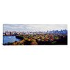 iCanvas Panoramic Buildings in a City, Central Park, Manhattan, New York City, New York State Photographic Print on Canvas