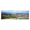 iCanvas Panoramic Aerial View of a City, Newark, New Jersey Photographic Print on Canvas