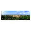 iCanvas Panoramic Aerial View of the City, Washington, D.C, District of Columbia Photographic Print on Canvas