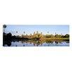 iCanvas Panoramic Angkor Wat, Cambodia Photographic Print on Canvas