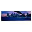 iCanvas Panoramic New York City Photographic Print on Canvas