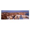 iCanvas Panoramic Venice, Italy Photographic Print on Canvas
