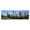 iCanvas Panoramic Houston, Texas Photographic Print on Canvas
