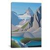 iCanvas 'Assiniboine' by Ron Parker Graphic Art on Canvas