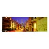 iCanvas Panoramic Evening in San Francisco, San Francisco, California Photographic Print on Canvas