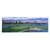 iCanvas Panoramic Golf Course, Palm Springs, California Photographic Print on Canvas